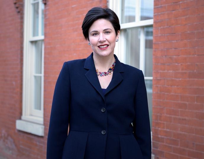 Sarah Steltz Joins University City District as Vice President for