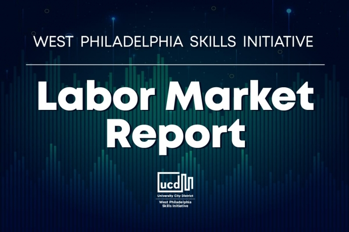 A graphic depicting the logo for the WPSI Labor Market Report