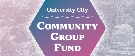 Logo for the University City Community Group Fund