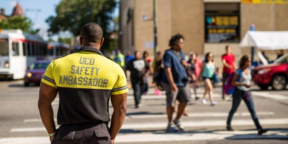 UCD Safety Ambassador Shaun Loadholt | University City District