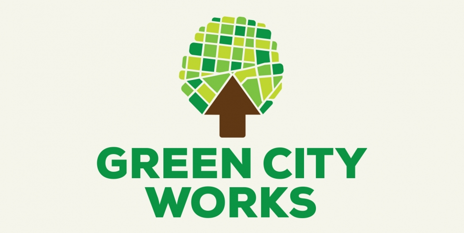 Green City Works logo